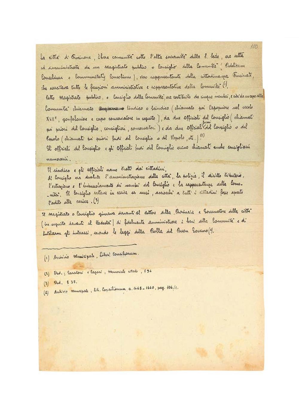 Terra dei Volsci. Notizie particolari di Frosinone nel secolo XV, fino al 1494 di Francesco Stroppa